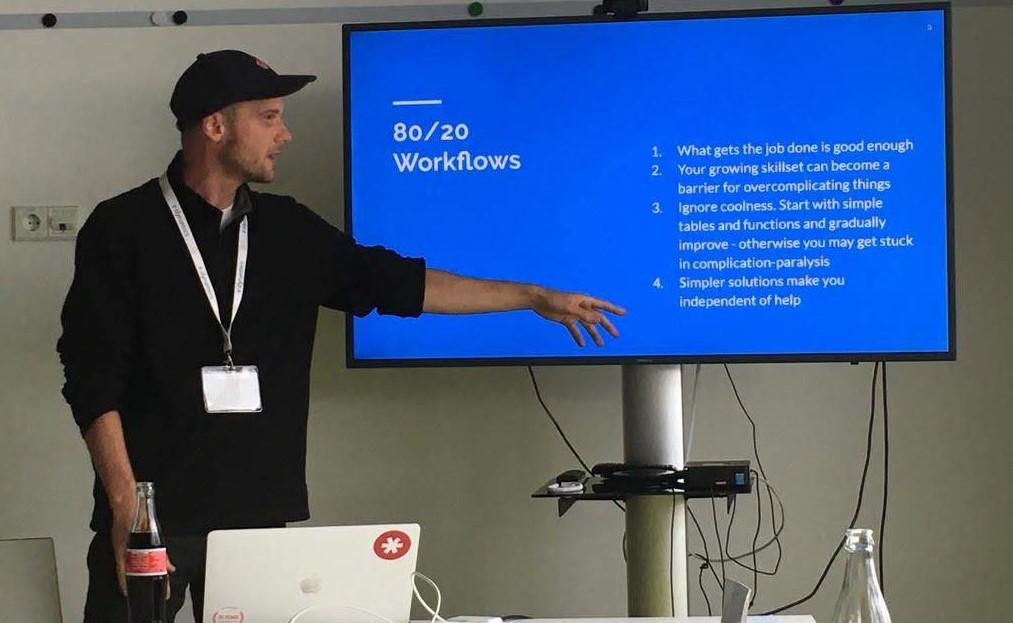 Freelance Google Analytics Consultant: M. Kupperschmidt